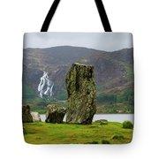 Ancient Urgah Stones Tote Bag
