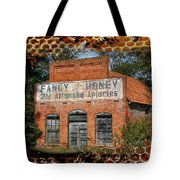 And Nature Goes On Tote Bag
