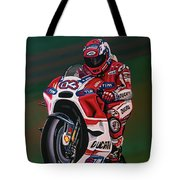 Andrea Dovisiozo Painting Tote Bag