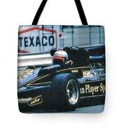 Andretti Monaco 78 Tote Bag