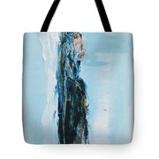 Angel With Child Tote Bag
