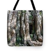Angkor Roots Tote Bag
