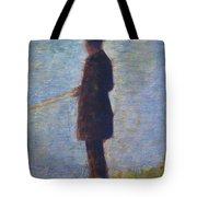 Angler 1884 Tote Bag