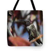 Anna In Autumn Tote Bag