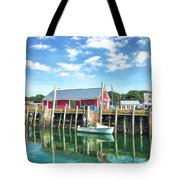 Another Day On The Water Tote Bag