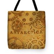 Antarctech Tote Bag