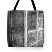 Antique Bird Cage Tote Bag