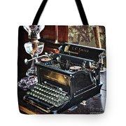 Antique Typewriter 2 Tote Bag