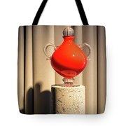 Apple Vase Tote Bag