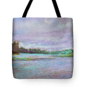 Approaching Peace Tote Bag