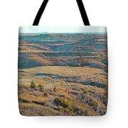 April Badlands Enchantment Tote Bag
