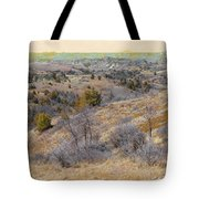 April Prairie Reverie Tote Bag