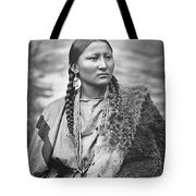 Arapahoe Woman Tote Bag