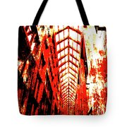 Architecture Interior 2 Tote Bag