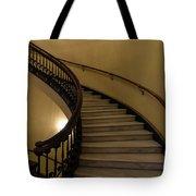 Arlington Spiral Stairs Tote Bag