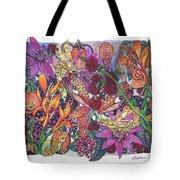 Armadillo Dreams Tote Bag