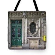 Art Deco Doorway Tote Bag