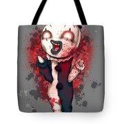 Art Plushie Tote Bag