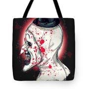 Art The Clown Tote Bag