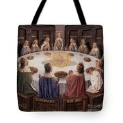 Arthurian Legend, The Knights Of The Round Table Tote Bag
