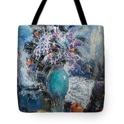 Articulated Melody Tote Bag