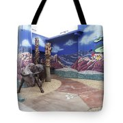 Artistic Iron Works Tote Bag