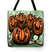 Pumpkin Party Tote Bag