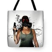 Bellatrix - Horizontal Tote Bag