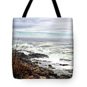 Blustry Passion Tote Bag