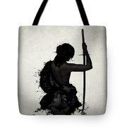 Female Samurai - Onna Bugeisha Tote Bag