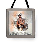 Cowboy Flanery Tote Bag