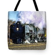 Up 844 Movin' On - Artistic Tote Bag
