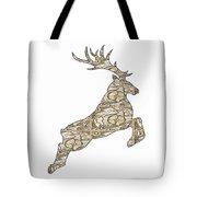 Reindeer - Holiday - North Pole Tote Bag