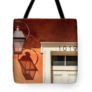 French Quarter Shadows Tote Bag