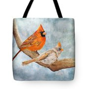 Together Above All Tote Bag