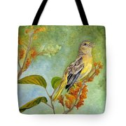 Singing Your Heart Out Tote Bag by Angeles M Pomata