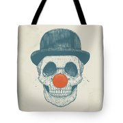 Dead Clown Tote Bag