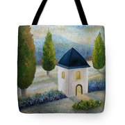 The Light Within Tote Bag by Angeles M Pomata
