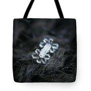 Real Snowflake - 27-jan-2019 - 1 Tote Bag by Alexey Kljatov