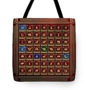 Standards Of Roman Imperial Legions - Legionum Romani Imperii Insignia Tote Bag