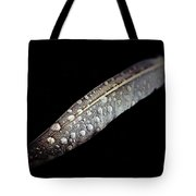 Feather Dew Tote Bag