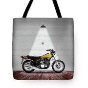 Kawasaki Z1 Tote Bag