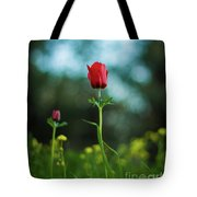 Aspecial Flower  Tote Bag