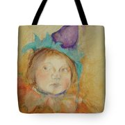 At The Party Tote Bag