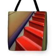At The Top Tote Bag by Paul Wear