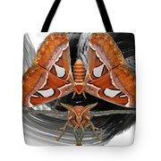 Atlas Moth8 Tote Bag