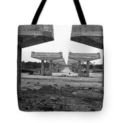 Attention Stand Tall Tote Bag