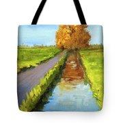 August Landscape Tote Bag