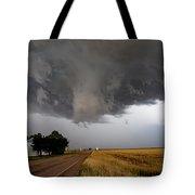August Thunder 014 Tote Bag by Dale Kaminski