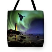Auroral Splendour For The Vulcan Tote Bag